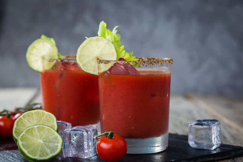 Bloody Mary opskrift